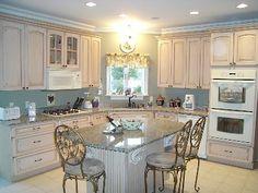 modern victorian kitchen - Google Search