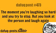 dafuq posts- relatable posts- love those moments! Dafuq Posts, Funny Posts, Relatable Posts, Great Quotes, Funny Quotes, I Love To Laugh, Look At You, Laughing So Hard, Story Of My Life