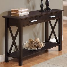 Found it at Wayfair - Kitchener Console Table