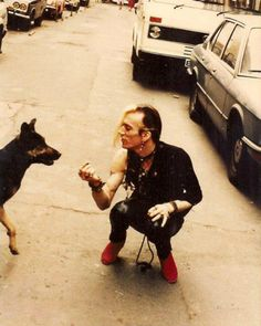 Today also remembering Bryan Gregory, founding member and guitarist for The Cramps and born on the February Bryan shares a birthday with Poison Ivy and he would be 63 today. Boys Keep Swinging, The Future Is Unwritten, The Cramps, Rockn Roll, The Clash, Music Photo, Music Icon, Post Punk, Poison Ivy