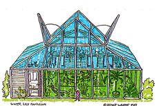 Bengt Warne eco architect Bamboo Crafts, House In Nature, Earthship, Conservatory, Sunroom, Terrarium, My House, Architecture Design, Small Homes