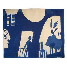 Picasso Tapestry. 1965