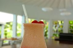 Cocktail o'clock!  #Nevis #cocktail