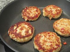 Florida Fish Cakes - The Fit Cook - Healthy Recipes - Skinny Recipes