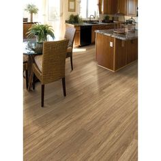 Home Legend Hand Scraped Hickory Valencia 12 mm Thick x 6.14 in. Wide x 50.55 in. Length Laminate Flooring (17.25 sq. ft. / case)