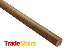 The Axxys wall handrail in a box set is a great choice for a new stair banister handrail it is available with Chrome or Nickel finished fittings and the timbers available are Pine Oak and Beech Oak Handrail, Stair Banister, Banisters, Stairs, Landing, Chrome, Wall, Ladders, Stair Railing
