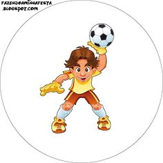 Making My Party!: Football - Complete Kit with frames for invitations, labels for snacks, souvenirs and pictures!