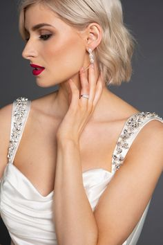 Our Kathy De Stafford for Fields range showcases a stunning collection of diamond engagement and wedding rings, along with diamond pendants and earrings Pearl Earrings, Drop Earrings, Diamond Pendant, Fields, Wedding Rings, Pendants, Range, Jewels, Engagement Rings