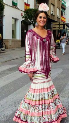 vestidos de gitana canasteros - Buscar con Google Trumpet Skirt, Maje, Classy, Plus Size, Street Style, Womens Fashion, Casual, Skirts, How To Wear