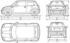 blueprint cars - Buscar con Google