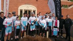 Pruprotect Chance to Ride with Michael Vaughan finished on September 17 at the Oval in London