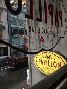 Papillon Bistro and Bar in New York, NY hosts Tacci on Saturday nights, live opera and good food.