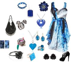 """""""my dress"""" by snowbabe21 ❤ liked on Polyvore"""