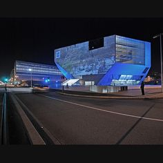 Casa da Música, Porto / Rem Koolhaas (Arquitecto) | Flickr - Photo Sharing!