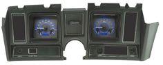 Dakota Digital 69 Chevy Camaro Analog Dash Gauges Intrument System VHX-69C-CAM