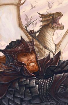 Dragonlance Chronicles Vol. III: Dragons of Spring Dawning #7B//Tyler Walpole/W/ Comic Art Community GALLERY OF COMIC ART