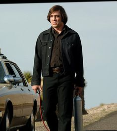 """""""Call it, friend-o."""" Anton Chigurh, No Country for Old Men"""