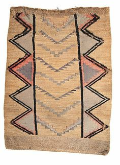 Nez Perce Cornhusk Bag From the Collection of Dr. Kent : Lot 42
