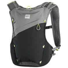 Pace Running Vest Black/Asphalt
