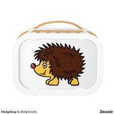 Hedgehog Lunch Box