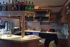 "Neuverpachtung ""Baumkirchner Stüberl"" Corner Desk, Bar, Table, Furniture, Home Decor, Corner Table, Decoration Home, Room Decor, Tables"