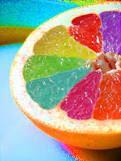 magical orange