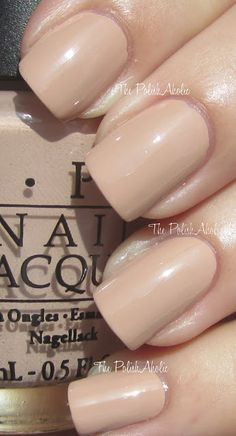 Don't Pretzel My Buttons-OPI Fall 2012 Germany Collection