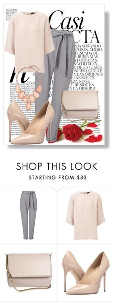 """""""Pale & Pink"""" by annedenmark on Polyvore featuring Phase Eight, Joseph, Givenchy, Massimo Matteo, Kendra Scott and Whiteley"""