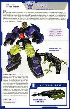 Transformer of the Day: Krok