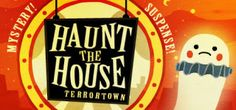Just a little girl: Haunt the House: Terrortown