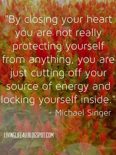 Michael singer untethered soul quotes