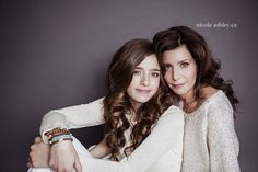 We offer stylized mother daughter portrait events throughout the year and have an absolute blast at these sessions. At these events mothers and daughters are pampered with professional hair and makeup, stylized by a clothing stylist and treated to cupcake
