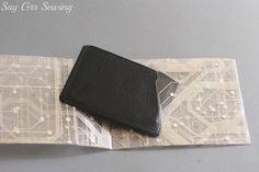 Circuit sheet wallet