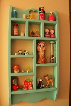Miniature shelf | Flickr - Photo Sharing!