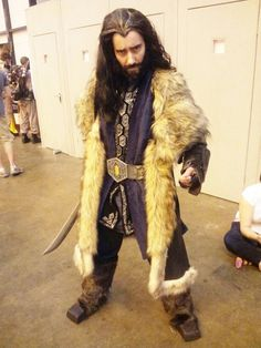 Finally! A Brilliant Thorin Cosplay (With a Surprising Twist).