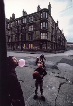 Glasgow, 1980, Raymond Depardon
