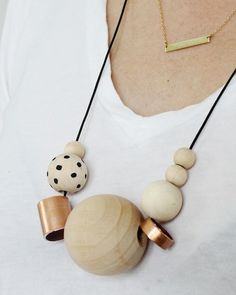 Shake My Blog | Un collier DIY