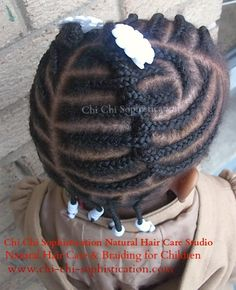 Superb Creative Girls And Cornrows On Pinterest Short Hairstyles For Black Women Fulllsitofus