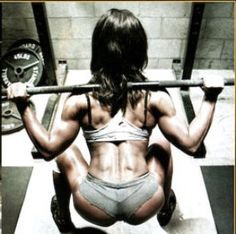 No one ever had amazing legs, with out squats.