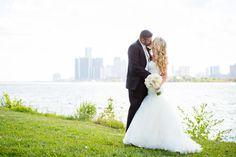 #BigDay #weddings #realweddings    Katelyn and Ryan's Pinterest-Worthy Wedding