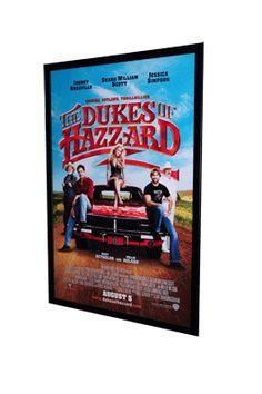 27x40 Movie Poster Frames Standard Border