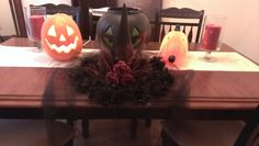 For Halloween 2013. The hat already had the black feathers on the brim, I added the roses, extra feathers, and tulle.
