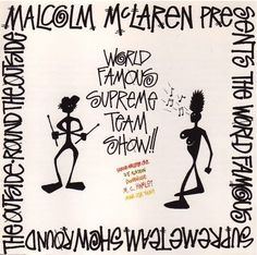 To know more about Malcolm Mclaren World Famous Supreme Team Show, visit Sumally, a social network that gathers together all the wanted things in the world! Featuring over 131 other Malcolm Mclaren items too! Vivienne Westwood, Online Mood Board, Cool Works, Mode Punk, Famous Words, The Grandmaster, Music Photo, Yesterday And Today, World Famous