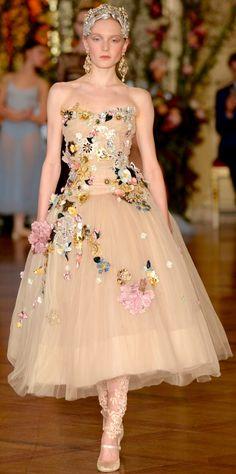 Dolce & Gabbana, Spring 2015.