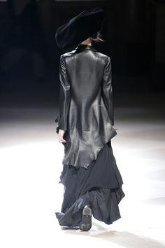 Yohji Yamamoto Fall 2008