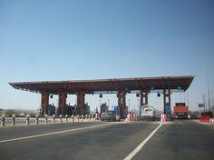 Autoroute A7: péage Marrakech