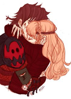 Hiccup & Astrid^^