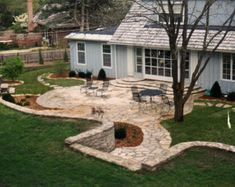 outdoor living | ... outdoor living space with a new deck, patio, outdoor kitchen or fire