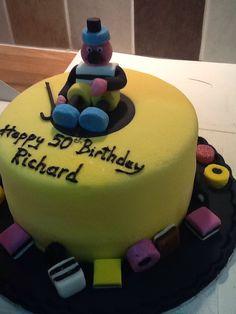 Bertie Bassett cake 2