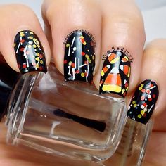 Now this is just wishful thinking on my part that I even think by pinning this I can have those nails...